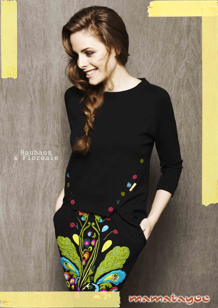 Crafty Chic by Mamatayoe / Set: Lola / Look: Bauhaus + Floréale
