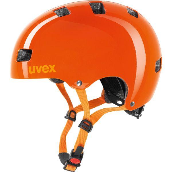 UVEX Helm hlmt 5 bike, orange unter www.uvex-sports.de