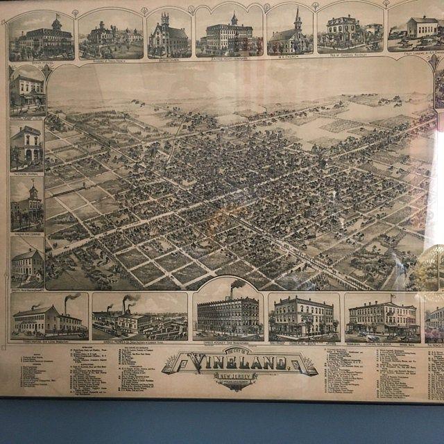 Mapa De Chihuahua Mexico 1886 Vintage Casa Deco Estilo Etsy Birds Eye View Map Disneyland Map Map