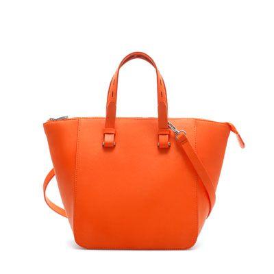My Vogue Days: Orange Mood - Zara
