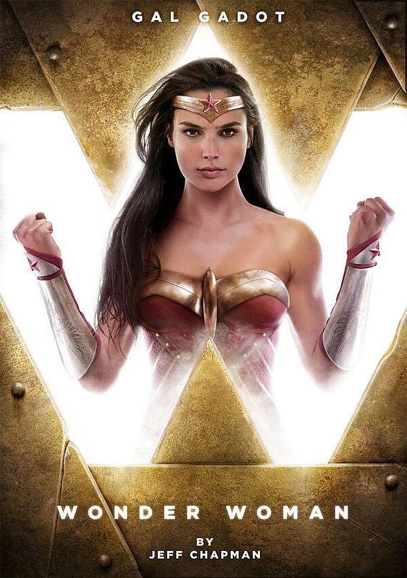 Gal Gadot rocks a classic Wonder Woman costume | moviepilot.com