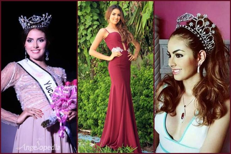 Yaris Chaidez Zumaya crowned Nuestra Belleza Yucatán 2015