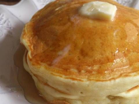 Egg-Free! Fluffy! Tofu Pancakes! Recipe by cookpad.japan - Cookpad