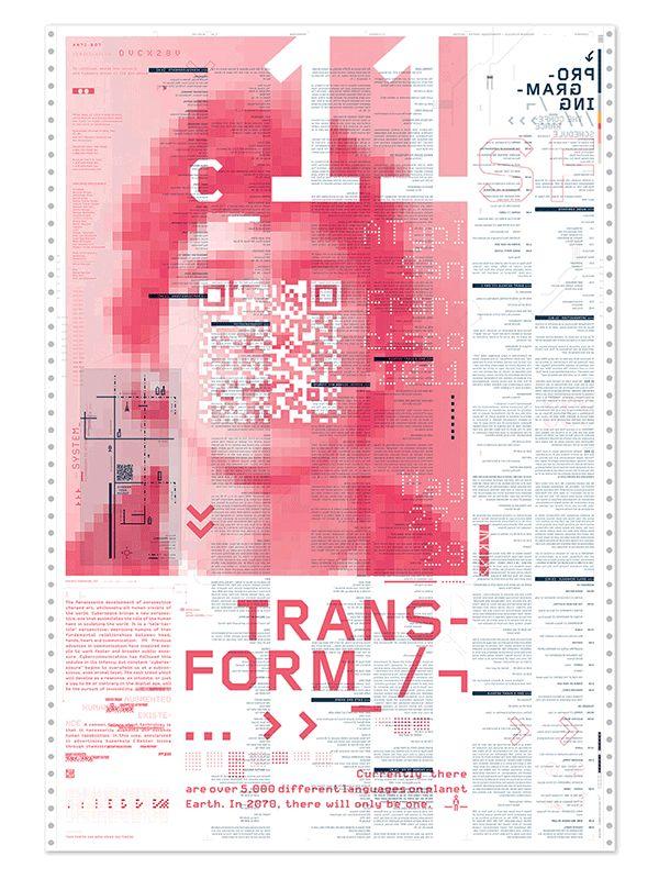 Transform by Fred Carriedo, via Behance