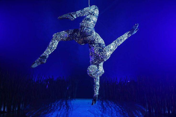 Crystal Man - Cirque du Soleil TOTEM
