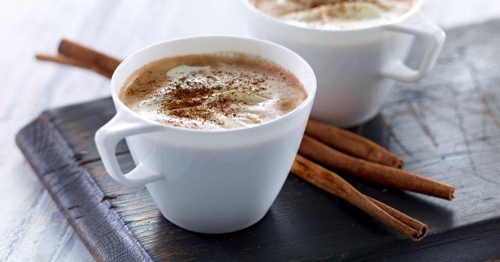 Varm kakao med kanel fra Melk.no