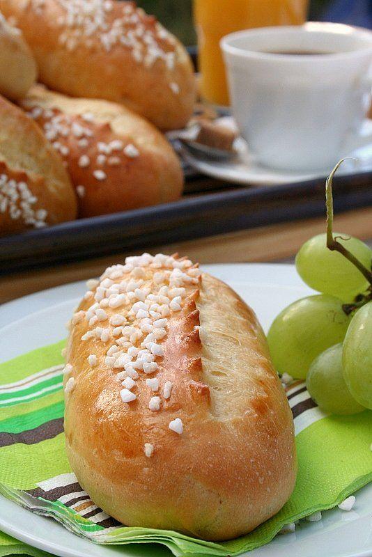 Pains au Lait Boulanger Moelleux - Fournée 2010!!