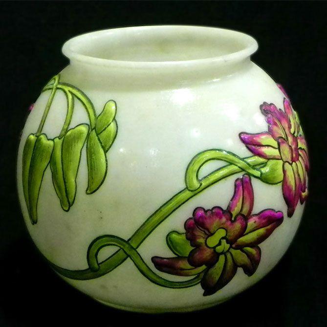Prchids Flower Pot on Wanelo