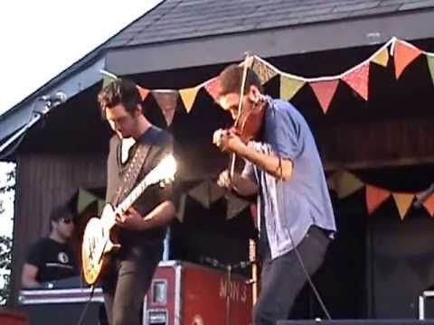 Tim Chaisson Granville Green Port Hawkesbury July 14 2013 Fiddle Set - YouTube