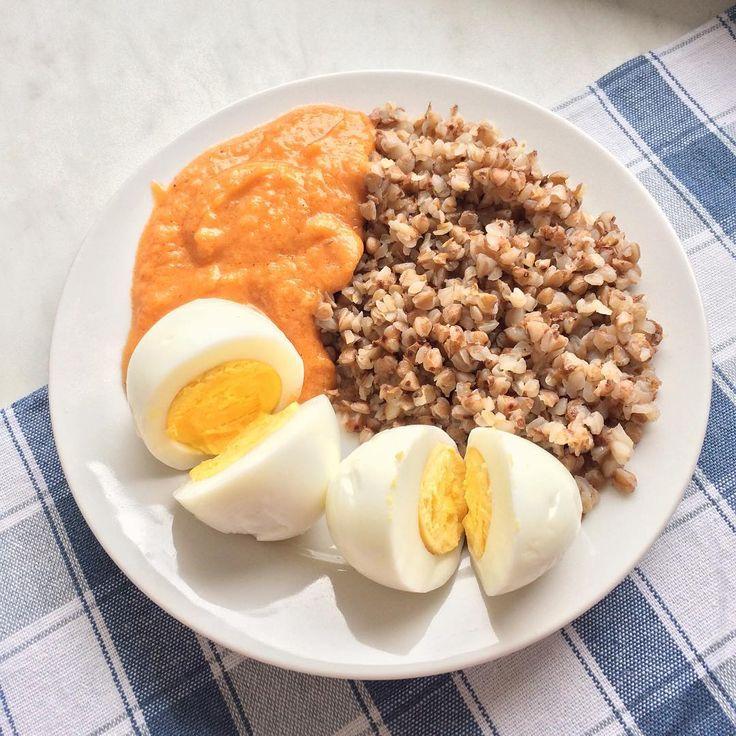 Пп завтраки для похудения из яиц
