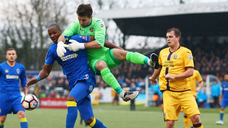 Sutton United 0-0 Wimbledon