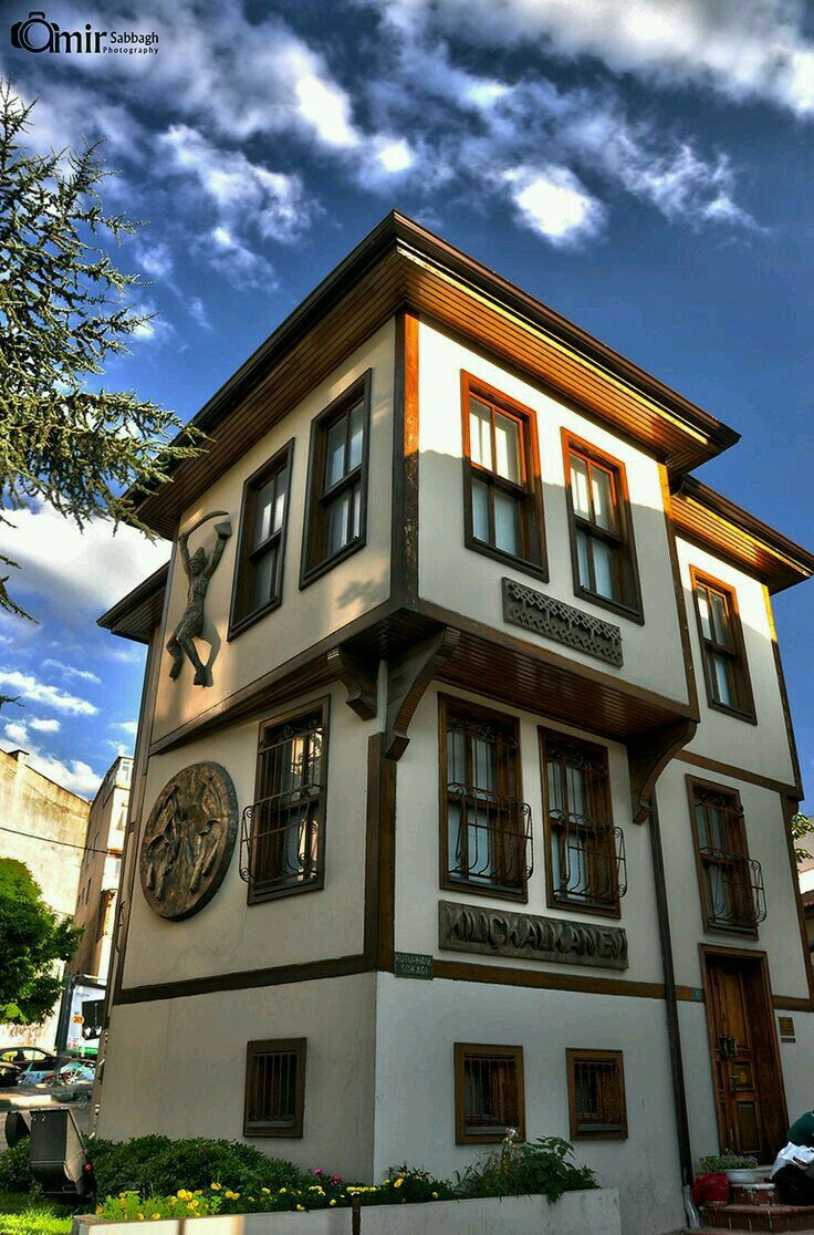 Kılıçkalkan evi   Bursa - Turkey