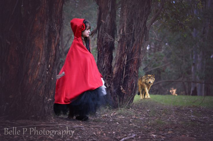 (Little Red Riding Hood)  https://www.facebook.com/BellePPhotography