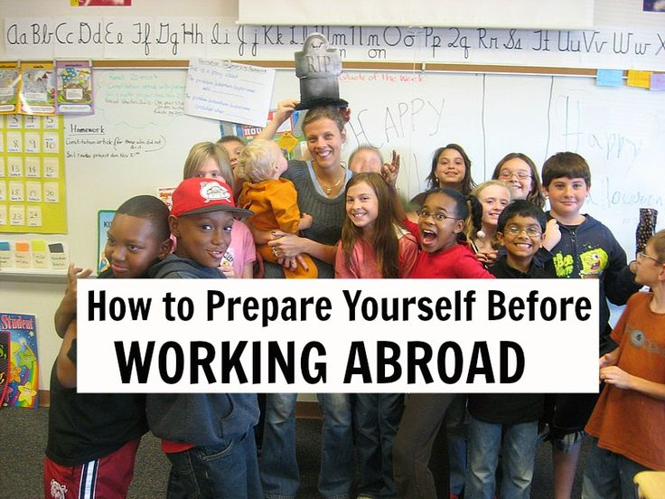 So you've landed a job overseas or a working holiday visa - what next? Here are 9 steps to prepare yourself for an easy transition.