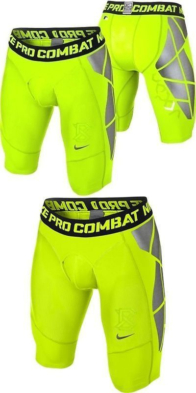 Sliding Protection 159050: Nike S Mens Pro Combat Hyperstrong Slider 1.5 Baseball Shorts New 634677 702 BUY IT NOW ONLY: $38.97