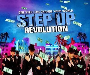 Step Up Revolution | Emily, putri seorang pengusaha kaya, tiba di Miami dengan aspirasi untuk menjadi penari profesional (professional dancer), tapi dia jatuh cinta dengan Sean, seorang pemuda lead...