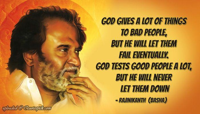 God is always on the side of Good people... - #wisdomtoinspire