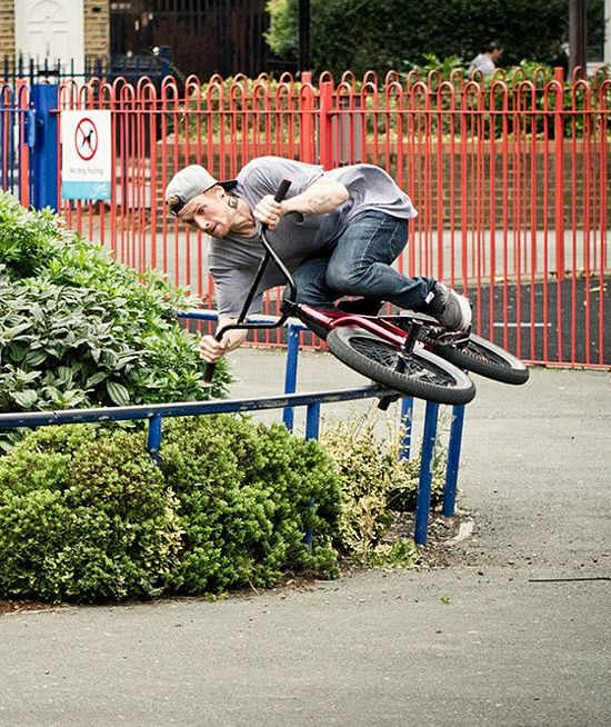 NATURE OF THE BEAST - WATCH DAN LACEY & HIS BMX DESTROY EVERYTHING IN HIS PATH! | Cocaine Kaisers