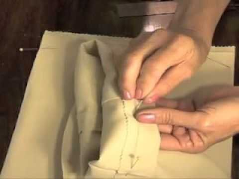 Wish I knew this years ago. This is soo much easier than the way I have been hemming!  How to hem pants easily from start to finish by hand from http://doityourselfaterations.com