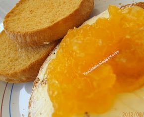 Tante Kiki: Μαρμελάδα πεπόνι με ούζο...η διαφορετική μαρμελάδα!