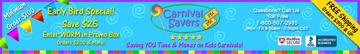 Homemade Carnival Game Ideas - Carnival Activity Booth Ideas Too Prizes and so much more all in one stop