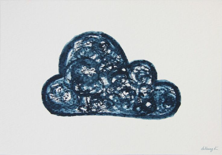 """by. JuYoung.K [Drawing, Cloud : No.11], 18 x 12.5cm, 2014 Watercolor on paper """"A"""" 문의 : +8210. 8567. 1639  Facebook : https://www.facebook.com/JuyoungK89 Blog : http://blog.naver.com/juyoungk89 Twitter : @JuYoungK89 tumblr : http://juyoungk.tumblr.com/ Kakao Talk ID : idealWorld #art #painting #artwork #artist #fineart #contemporaryart #drawing #Cloud #illustration #landscape #watercolor #여백의미 #여백 #수채화 #풍경화"""