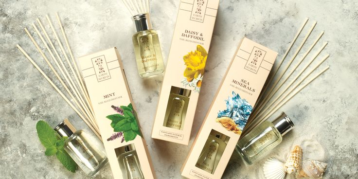 Reed diffusers by Ashleigh and Burwood