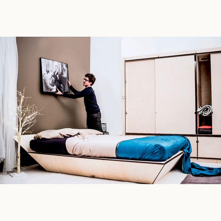 97 best bed sofas letti divani images on pinterest for Letti divani e divani