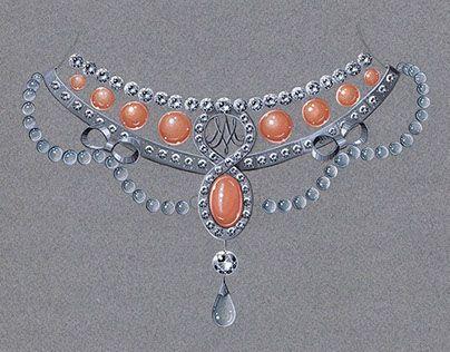 Jewelry painting