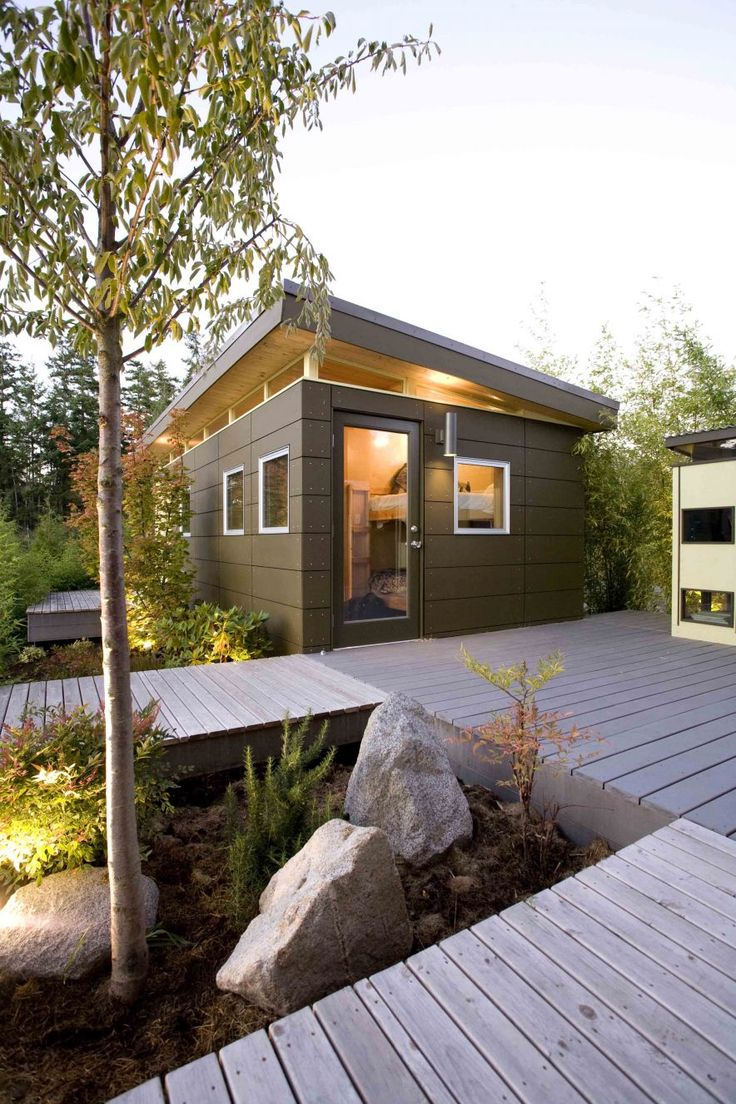7 best Modern Storage Shed images on Pinterest Backyard studio