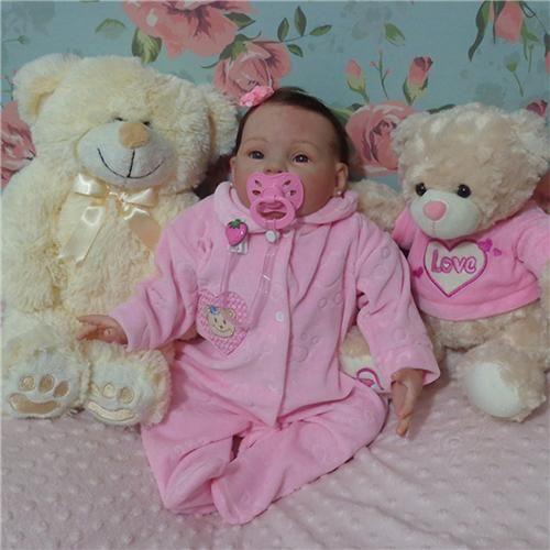 Bebê Reborn Manuella                                                       …