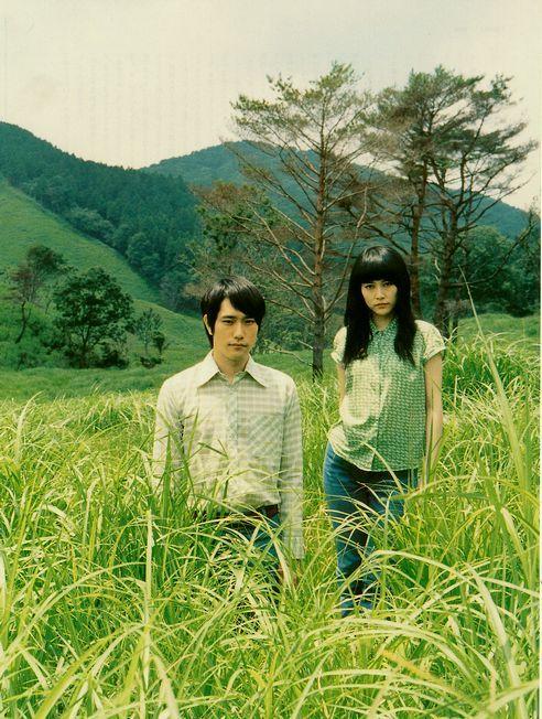 Ken'ichi Matsuyama + Rinko Kikuchi in Norwegian Wood (2010)