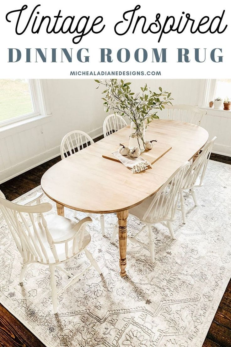 Vintage Inspired Dining Room Rug Boutique Rugs Dining Room Rug Modern Rugs Living Room Vintage Dining Room