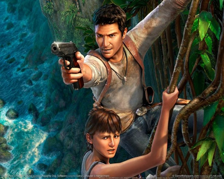 Uncharted 2 Among Thieves Wallpaper 4