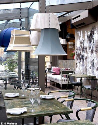 ...Milan,design sous toutes les coutures La véranda: hot spot