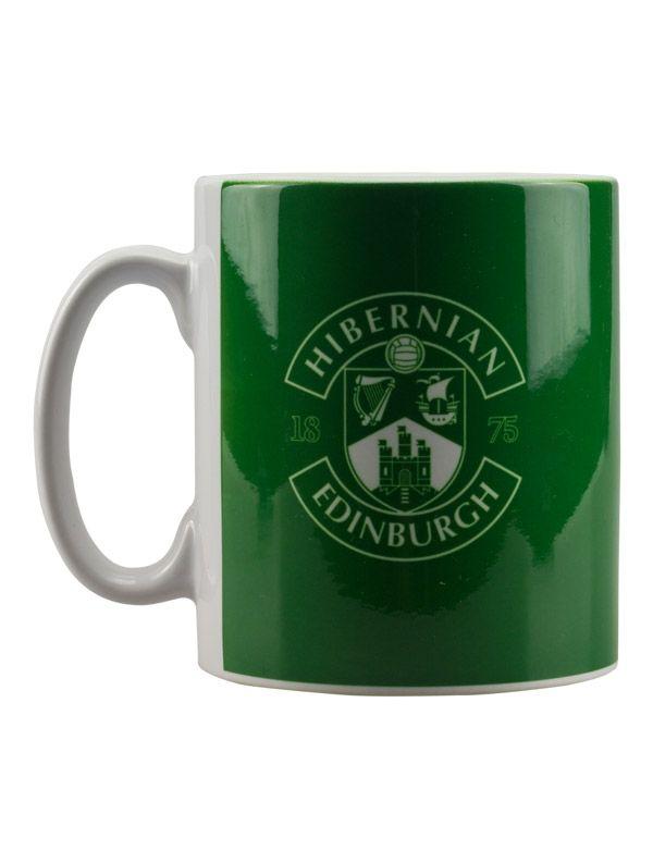 CLUB CRESTED MUG. Hibernian FC Online Store