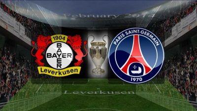 UEFA Champions League: Bayer Leverkusen v PSG