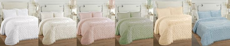 Josephine Chenille Bedspreads
