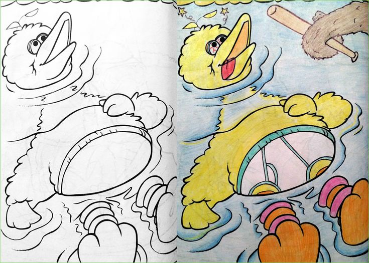 47 Of The Most Demented Things Ever Drawn In Perfectly Innocent Coloring Books