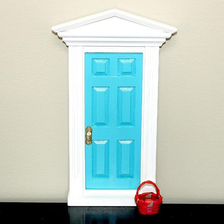 Diy kit fairy door unfinished the magic i want and on for Unfinished fairy door