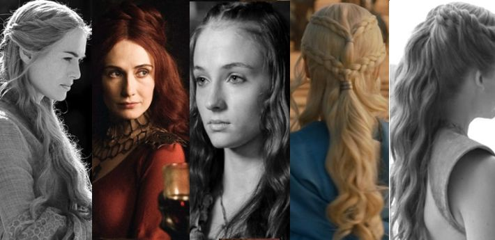 Secondo, e ultimo, appuntamento che vogliamo condividere con le ragazze che amano i capelli lunghi e il ricreare sempre nuove acconciature. Dopo avervi mostrato i tutorial per riprodurre le pettinature di Cersei, Sansa e Margaery, ora è la volta di quelle della chioma di fuoco #Melisandre e della chioma di ghiaccio di #DaenerysTargaryen.