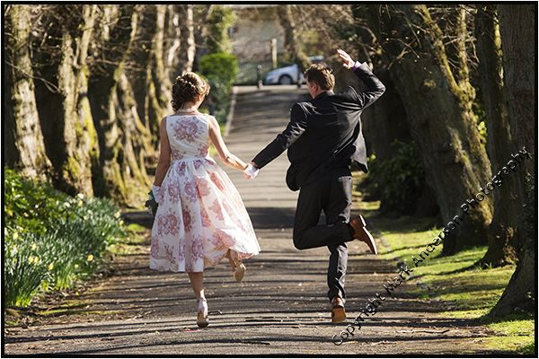 Angela and Paul who got married at pollockshields Burgh Hall. They both love to dance, who am I to stop them :)