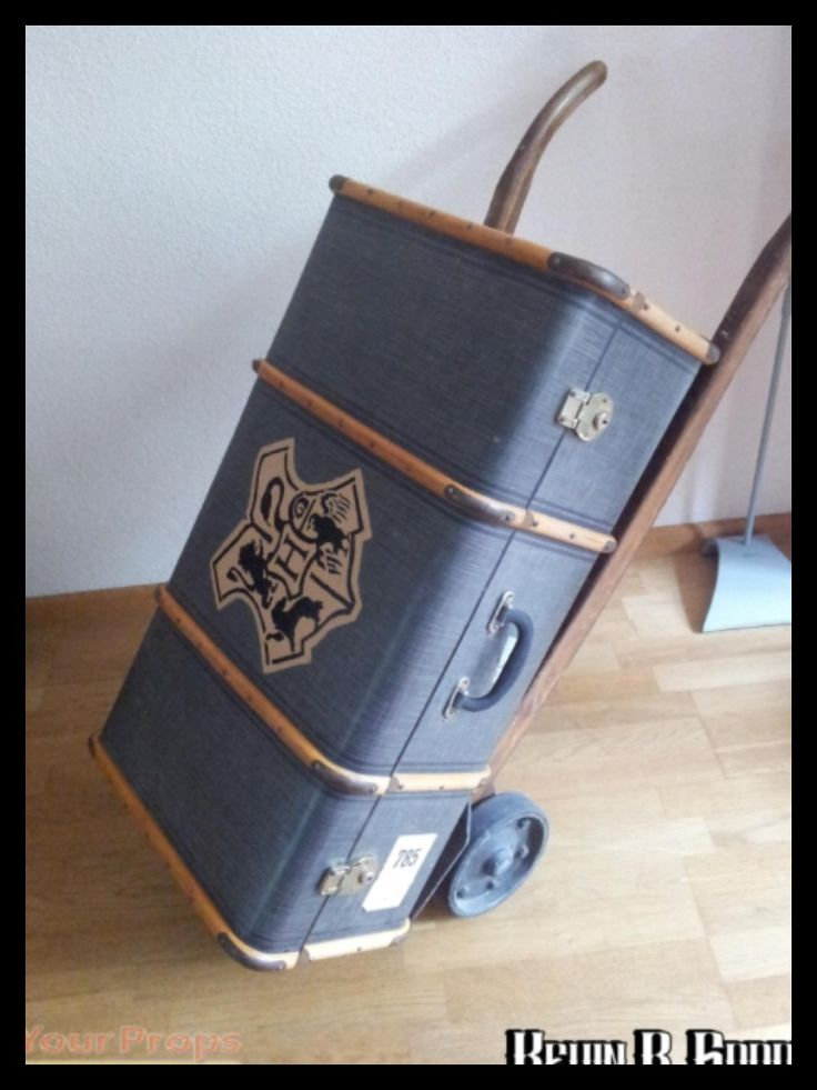 Oh my Gosh Harry Potter Trunk                                                                                                                                                     More