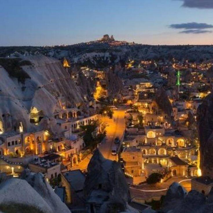 Каппадокия,Турция
