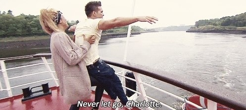 Geordie Shore, Gaz and Charlotte!