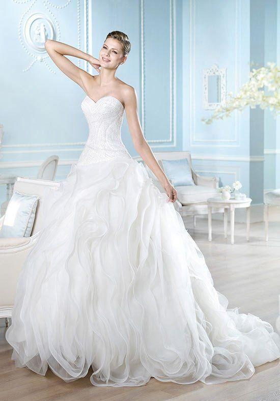 11 best St. Patrick Bridal Collection images on Pinterest | Wedding ...