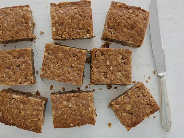 Milo Slice - Simple snack for kids to take to school. Can be easily modified to suit tastes.