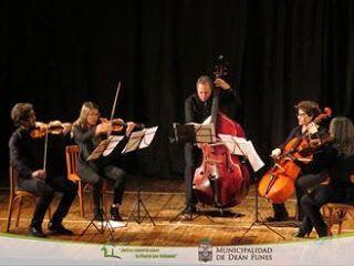 Así Somos: El Quinteto de Cuerdas de la Universidad Nacional ...