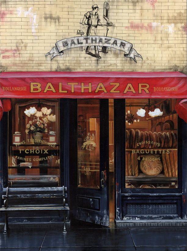Balthazar Bakery, Soho NYC