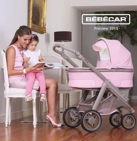 Coches de bebé de Bebecar 2015